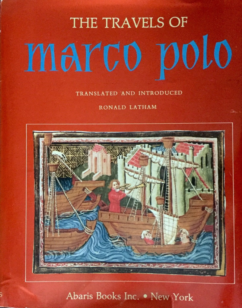 a report on the travels through asia of marco polo Marco polo was a traveller and merchant from venice being born into a merchant family, macro travelled a lot along with his father and uncle and learnt the art of trade his father and uncle had travelled through asia and met the mongol ruler kublai khan.